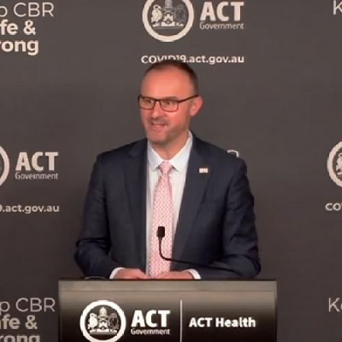 Canberra Reaches Over 200 Active COVID-19 Cases