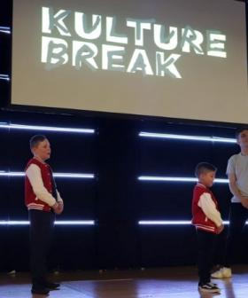 Kulture Break and McDonald's Partner Up To Raise $20k!