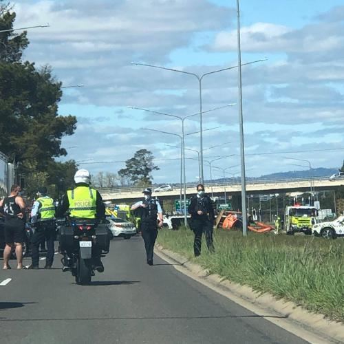 Barton Highway crash turns fatal