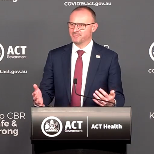 ACT vax targets still 'several months' away as record jabs administered