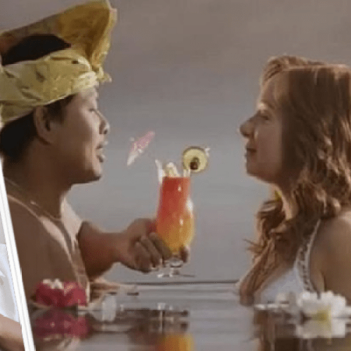 Rhonda and Ketut are BACK and they're encouraging us to get vaxxed