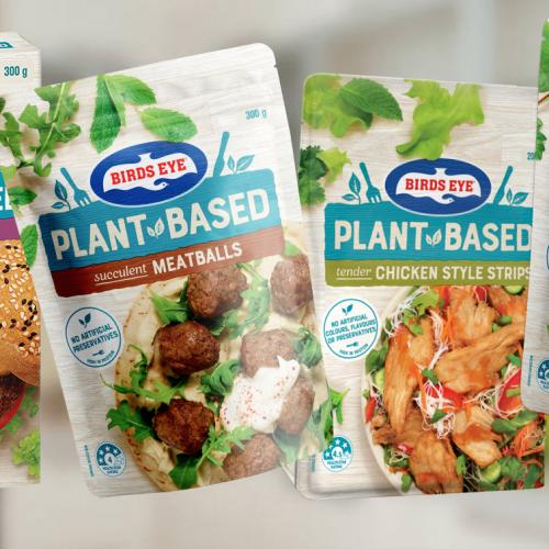 Vegans And Vegetarians Rejoice - Birds Eye Launches New Plant Based Range!