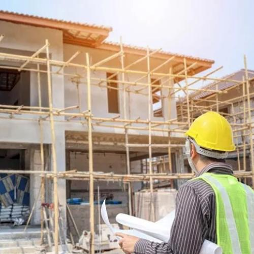 Residential and small-scale construction back to work from Friday