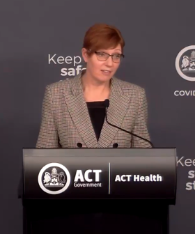 The ACT's end of lockdown isn't 'set in stone': Minister Stephen-Smith reminds Canberrans