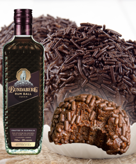 Bundaberg Has Released Rum Ball Liqueur In The Lead Up To CHRISTMAS!