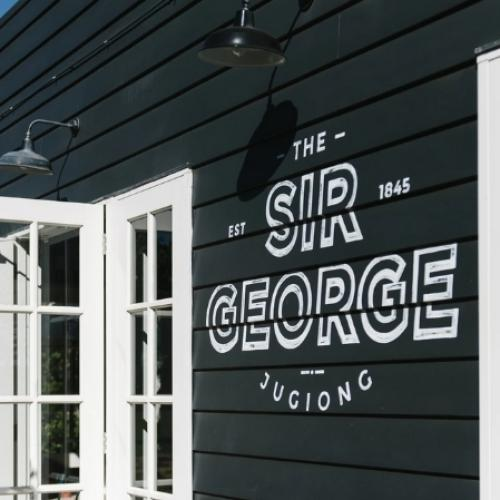 The Sir George In Jugiong Is Up For Sale