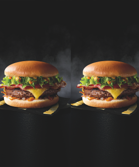 Maccas Are Re-Releasing Their Wagyu Beef Burger For A Limited Time!