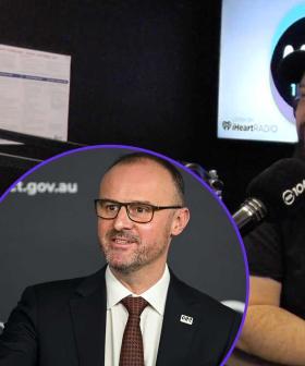 Kristen and Nige Speak to Chief Minister Andrew Barr Post-Lockdown