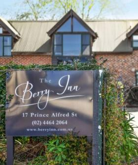 The Berry Inn Is Up For Sale