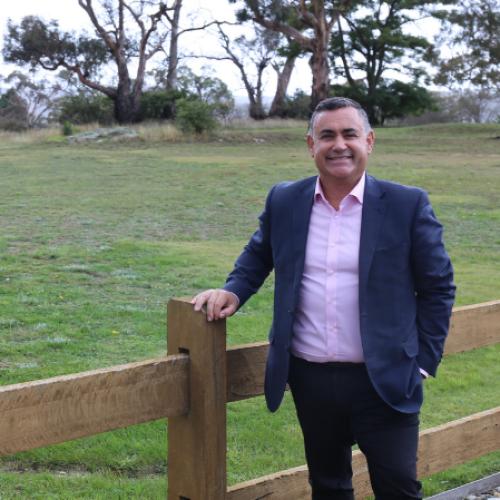 NSW Deputy Premier John Barilaro resigns triggering Monaro by-election