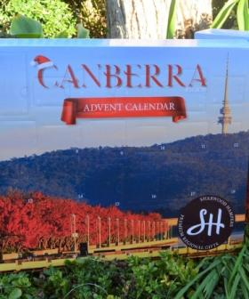 There Is Now A Canberra Region Advent Calendar