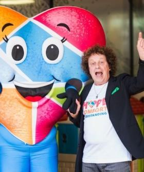We Catch Up With Leo Sayer About Can Give Day