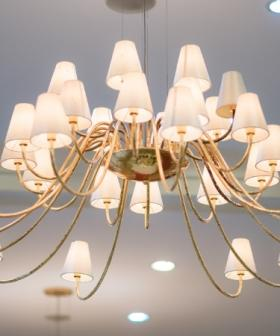 Would You Add A Chandelier To Your House?