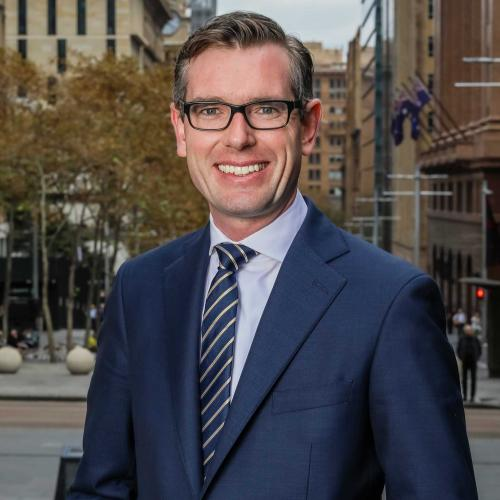 Perottet elected NSW Liberal Leader