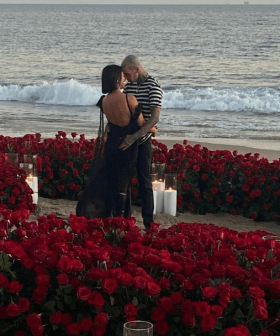 Kourtney Kardashian Is Engaged To Travis Barker